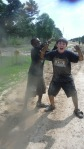 So muddy!