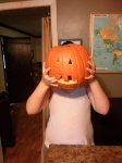 Pumpkin Head LBB