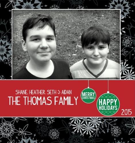 thomas 2015 card
