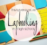 lapbooking in highschool