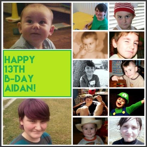 Aidan 13